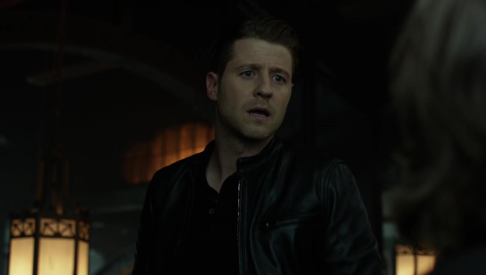 Gotham s03e01 1080p hdtv ing sub identi Gotham temporada 3 espanol