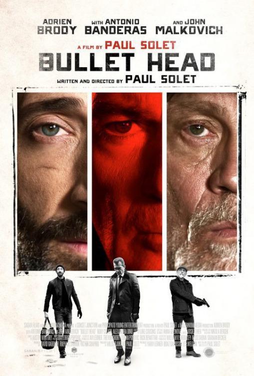 Bullet Head (2017) หักโหดชะตากรรมสยอง