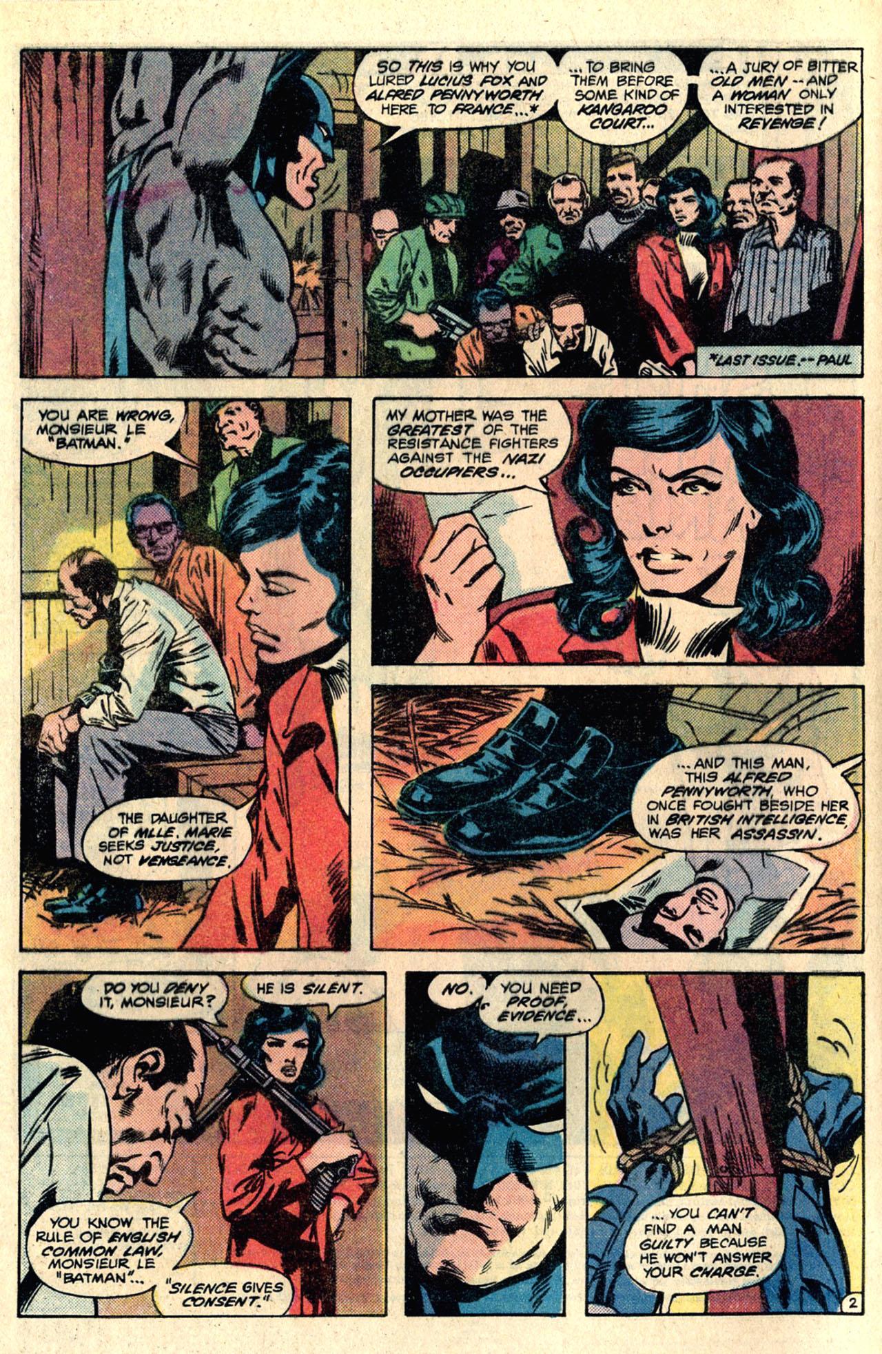 Detective Comics (1937) 502 Page 3