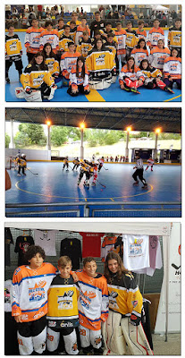 Hockey Tigres Aranjuez