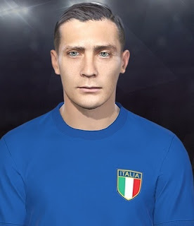 PES 2019 Faces Giuseppe Meazza By DNA+I Facemaker