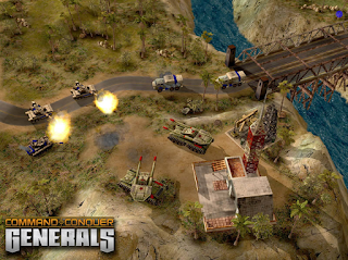 Command and Conquer: Generals PC - LINK NOVO