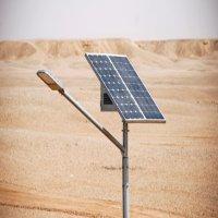 العالم ابراهيم سمك و الطاقة الشمسية في مصر