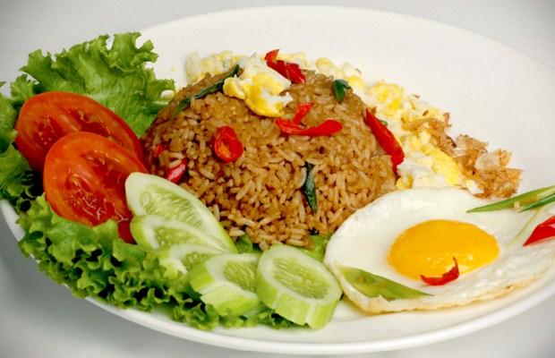 Resep Nasi Goreng Enak Sederhana, Cara Membuat Nasi Goreng Enak Sederhana