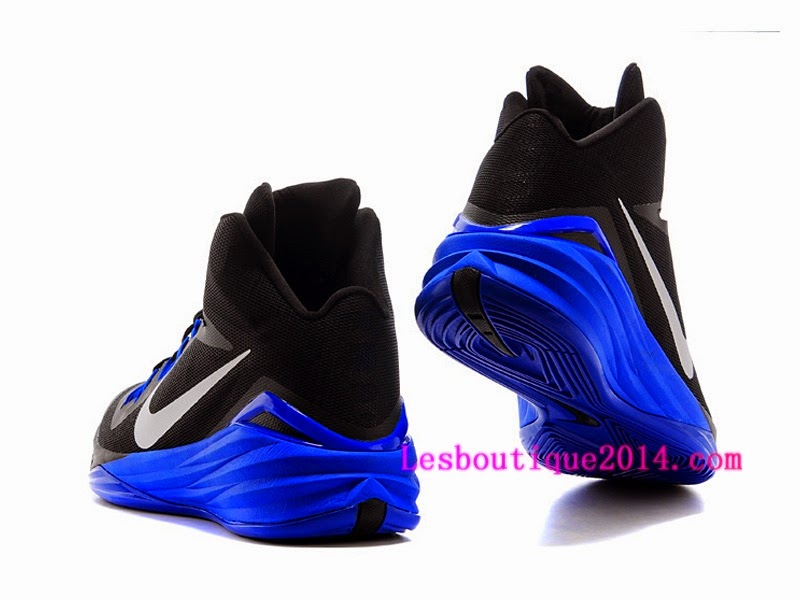 eficaz sistema Clasificar  Chaussure Basket Nike Pas Cher | Lesboutique2014.com Blog: Nike Hyperdunk  2014 Noir/Bleu photo/Hyper cobalt/Argent 653640-004 |  www.Lesboutique2014.com