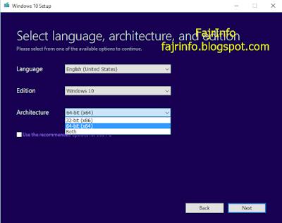 Cara Download File ISO Windows 10 Terbaru