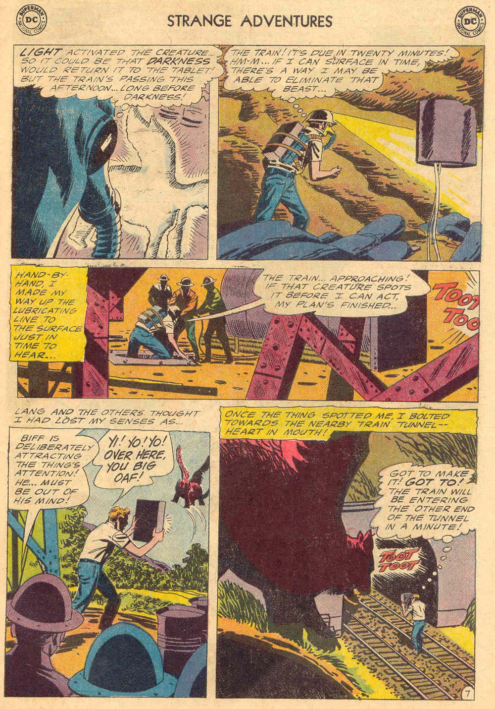 Strange Adventures (1950) issue 180 - Page 31