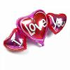 Balon Foil I LOVE YOU Hearts (02)