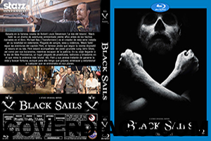 Black Sails - Primera Temporada - BLURAY