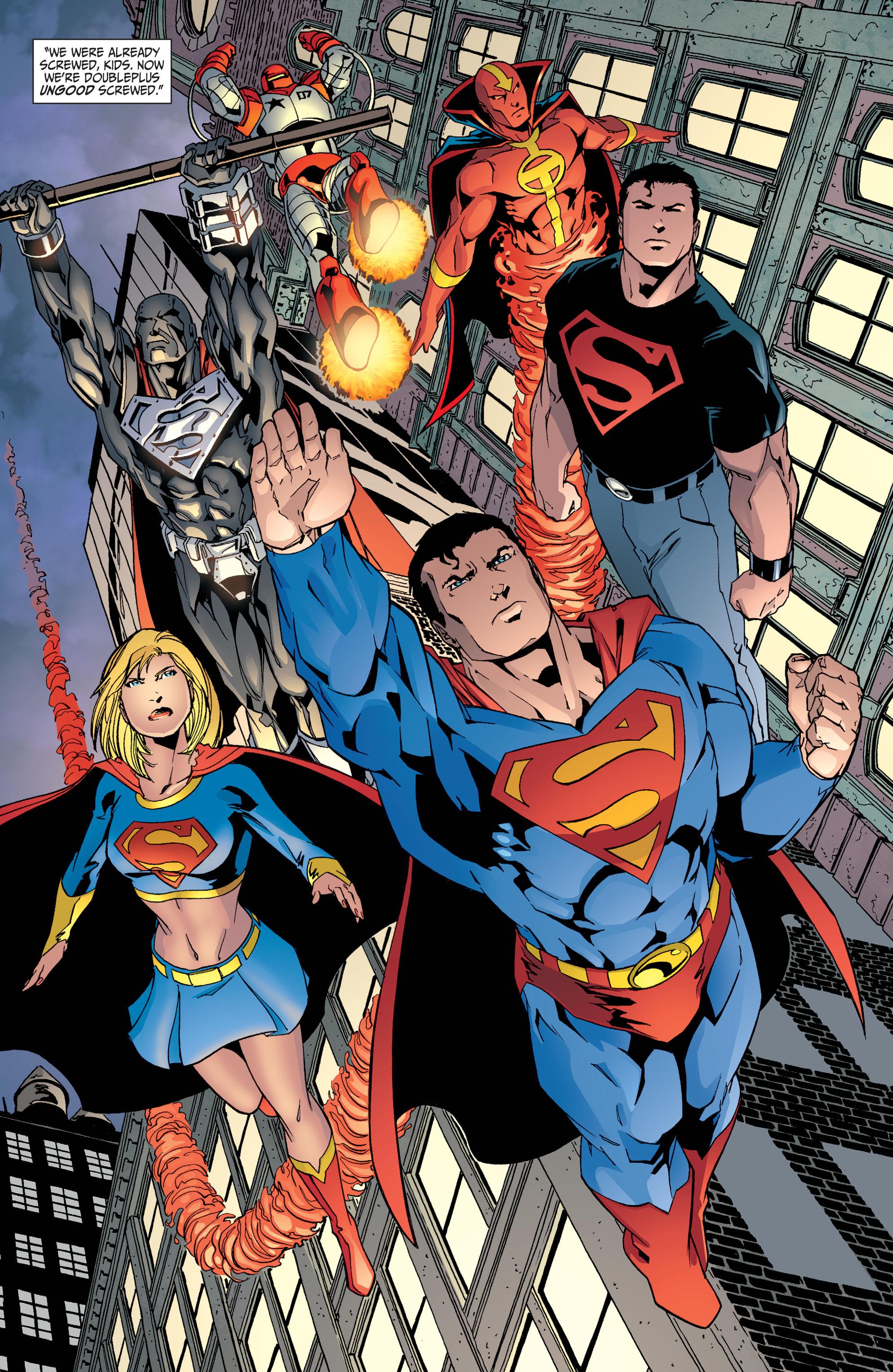 Read online Secret Six (2008) comic -  Issue #36 - 15