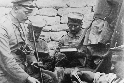 21 Slang Terms From World War I