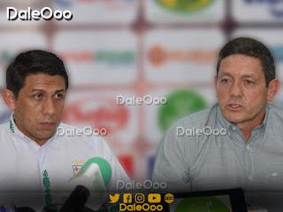 Yimy Motnaño sigue dándole el respaldo a Mauricio Soria para que siga al mando de Oriente Petrolero - DaleOoo