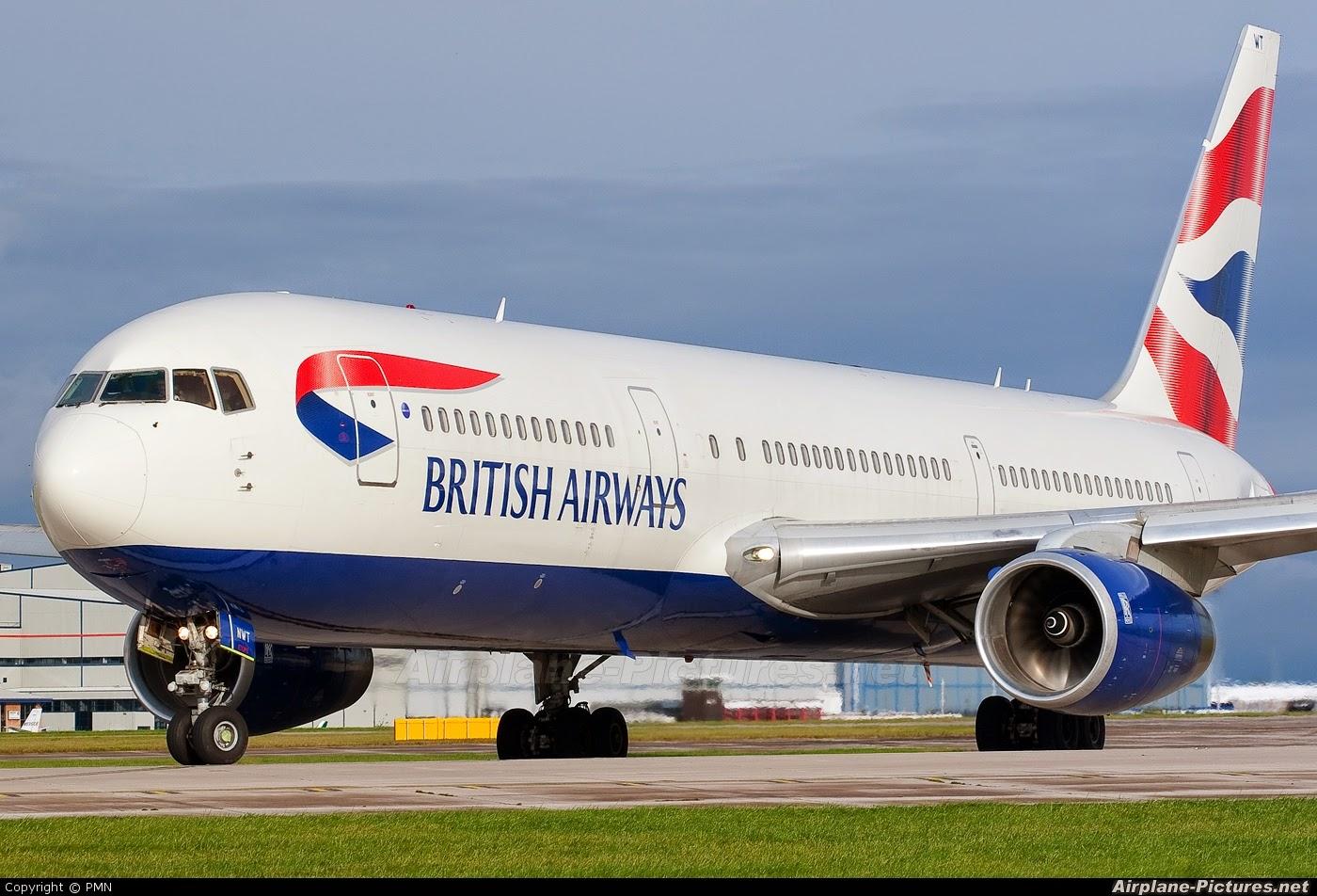 Ricky's Memoirs: BA Quickens Retirement of 767 Fleet