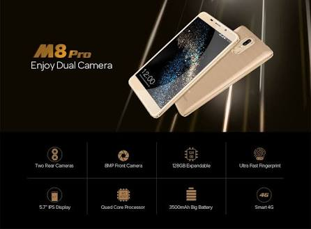 Leagoo 8 Pro Marshmallow Factory Stock Rom