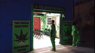 Dispensario de marihuana medicinal en California, EE.UU. | Fuente: @Dinafem