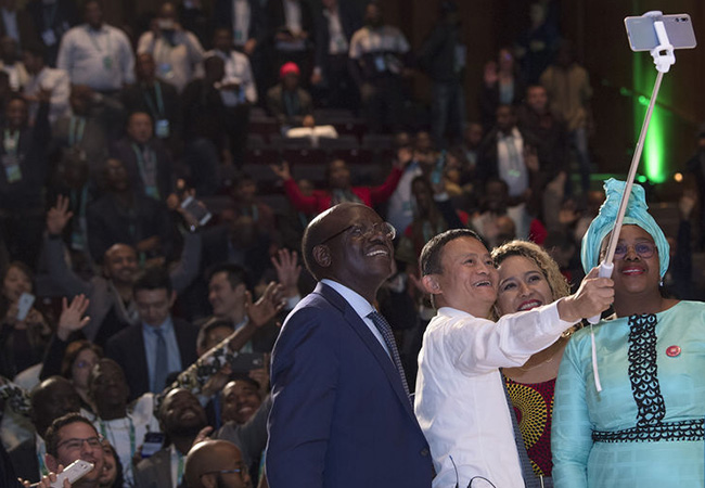 Tinuku Jack Ma launches initiative to help young African entrepreneurs