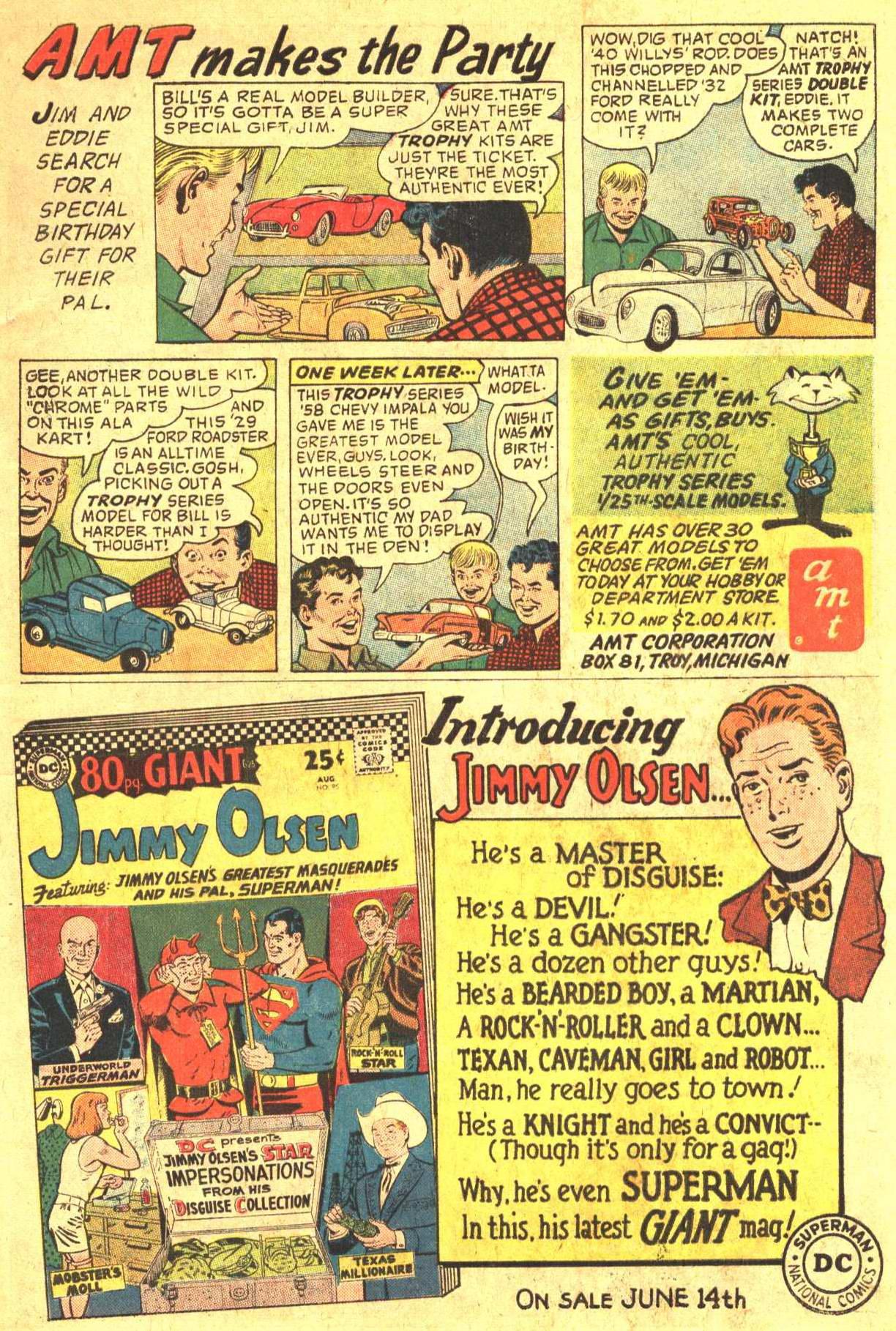 Read online World's Finest Comics comic -  Issue #159 - 7