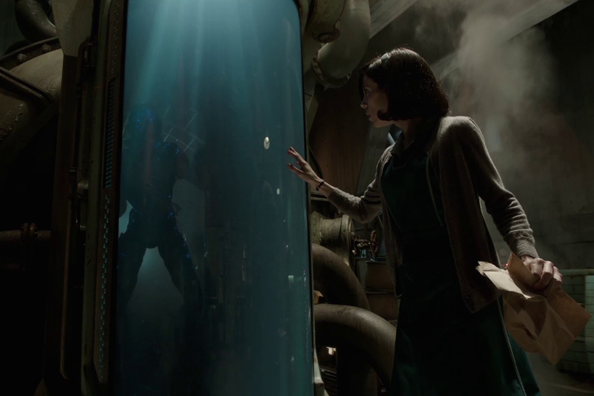 Frases De La Pelicula The Shape Of Water La Forma Del Agua De