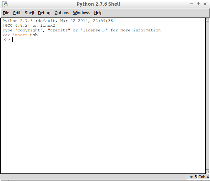 Arduino-er: Download and Install PyUSB for Python 2 and 3