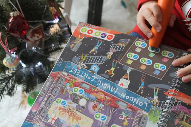 tiptoi create stift mit aufnahmefunktion weihnachtsgeschenkidee die verrueckte weltreise london starterset 3