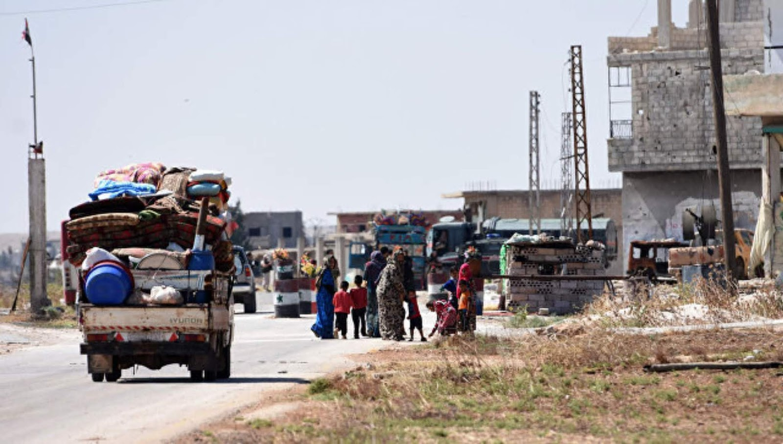 Sekitar 40 ribu mantan militan menerima amnesti dari pemerintah Suriah