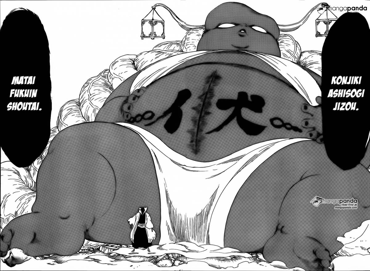 Bleach 639: Baby, Hold Your Hand 2