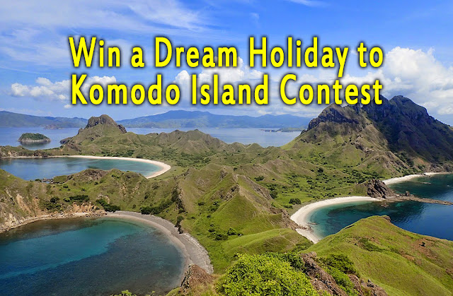 Win a Dream Holiday to Komodo Island Contest