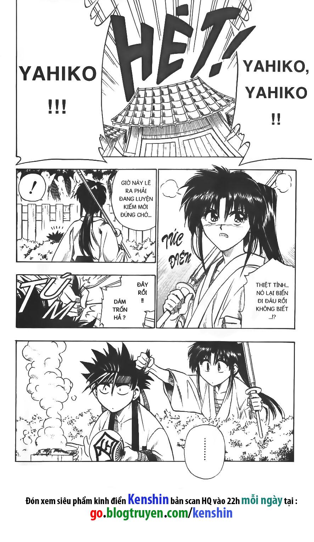 Rurouni Kenshin chap 31 trang 3