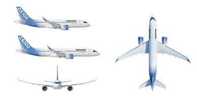CS100 and CS300 Size comparison