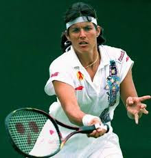 Conchita Martinez S Ex Girlfriend Gigi Fernandez On Her Mission
