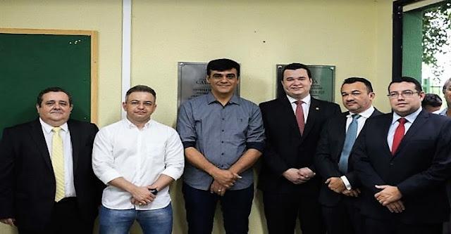 Naumi Amorim inaugura novas instalações da PGM de Caucaia a1338f9b86