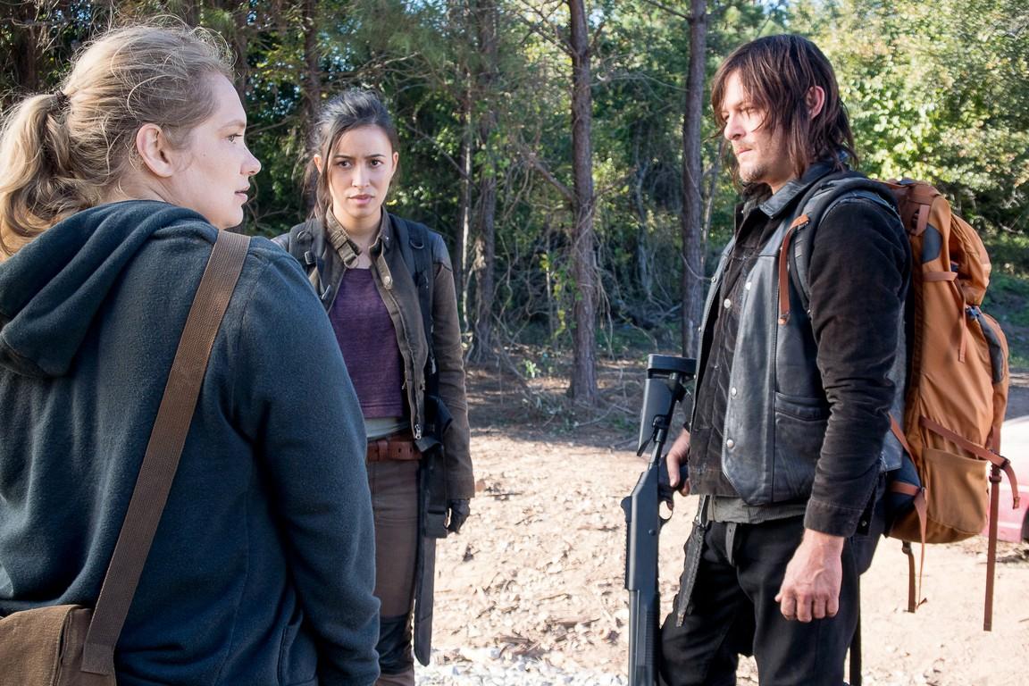 The Walking Dead - Season 6 Episode 14: Twice as Far