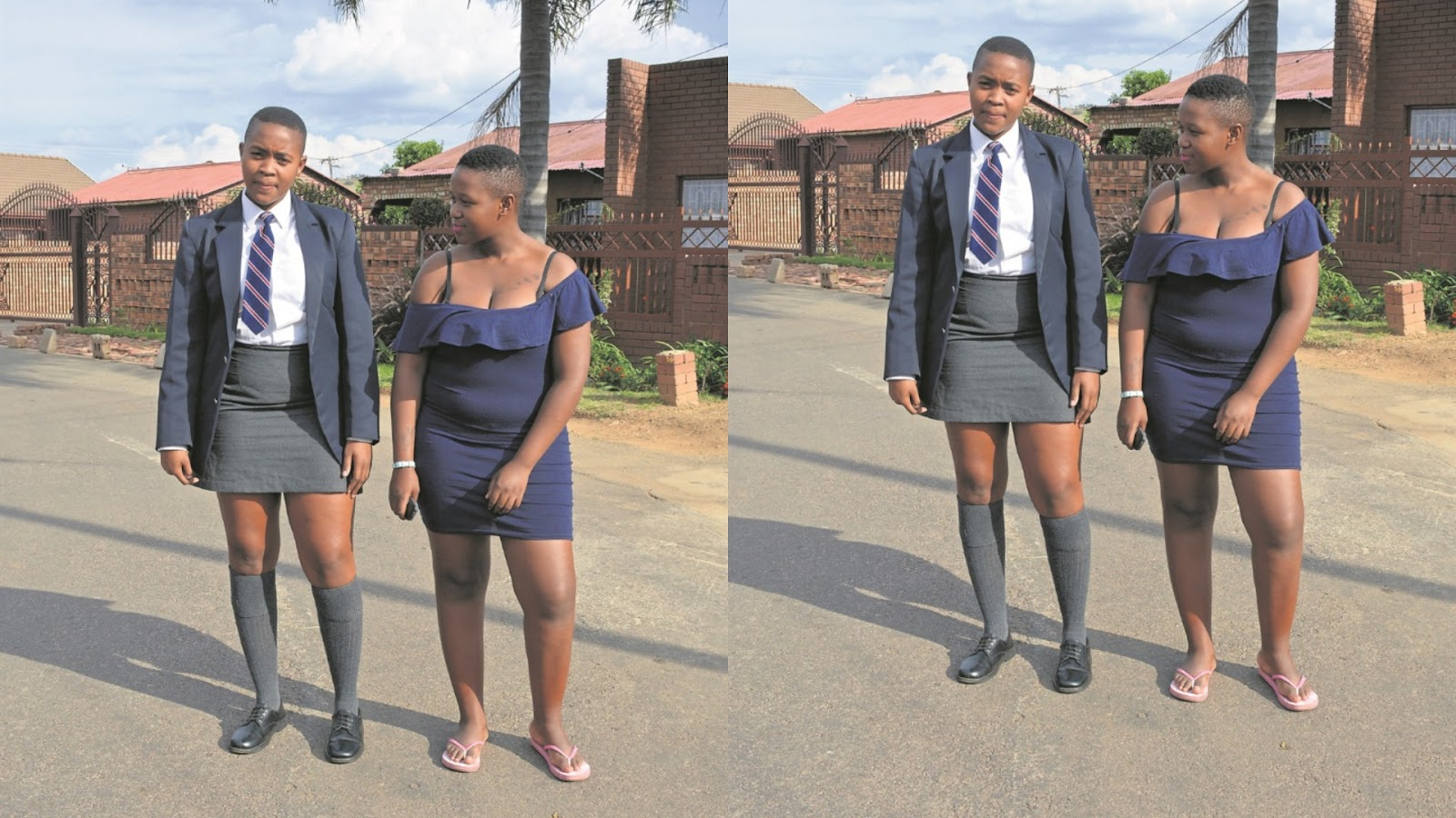 Mzansi School Girls