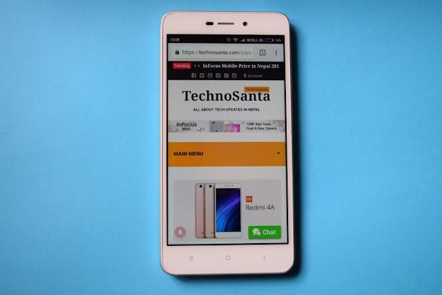 5 inch HD (720 * 1280) resolution Display