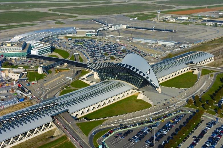 Aéroport de Lyon Saint-Exupéry