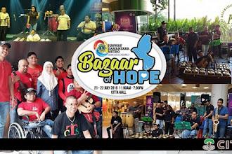 Bazaar of Hope from 21-22 July 2018 in CITTA Mall