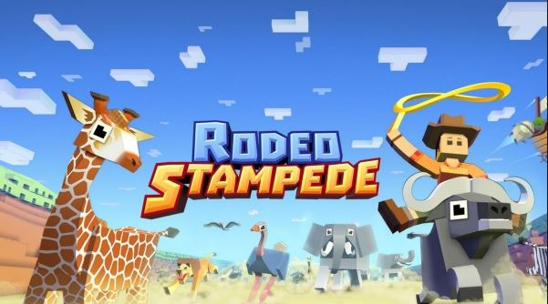 Rodeo Stampede Sky Zoo Safari Mod Apk Lot of Money