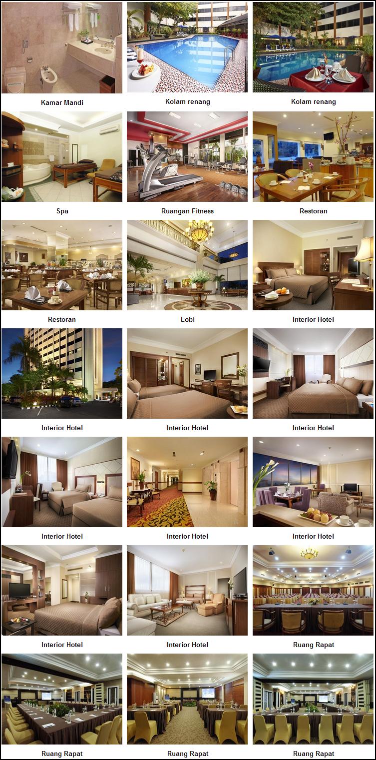 Fasilitas Singgasana Hotel Makassar