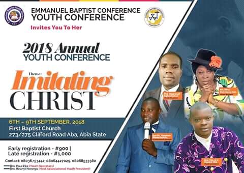 Emmanuel Baptist Conference.