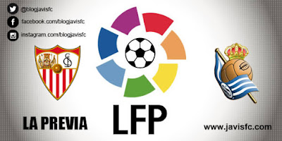 Previa Sevilla FC Vs Real Sociedad