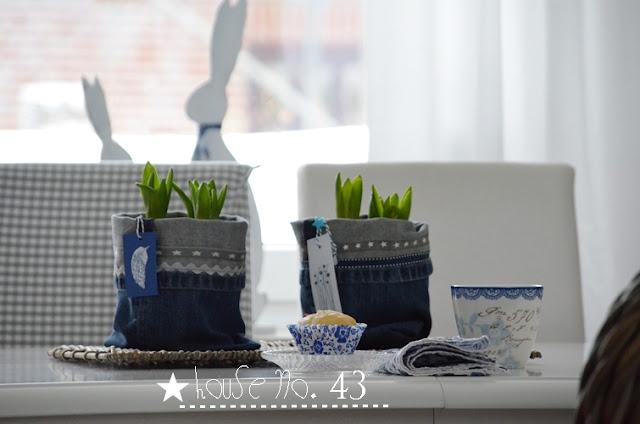 House No 43 Jeans Utensilos  Neuer Sessel \/ Jeans Utensilo   New   Designer