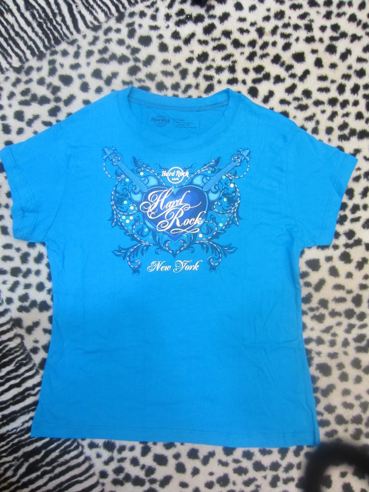 kidz zone     Hard Rock Cafe New York T-shirt 6f84d1299cc