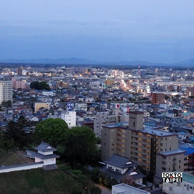 【宇都宮市役所】16樓免費展望台 欣賞栃木縣最大城風景與夜景