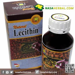 Natural Lecithin, Sari Kedelai Suplemen Kesehatan Alami (LCT)