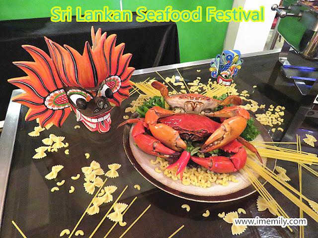 Sri Lankan Seafood Festival
