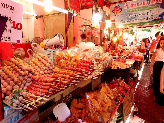 mejor mercado bangkok
