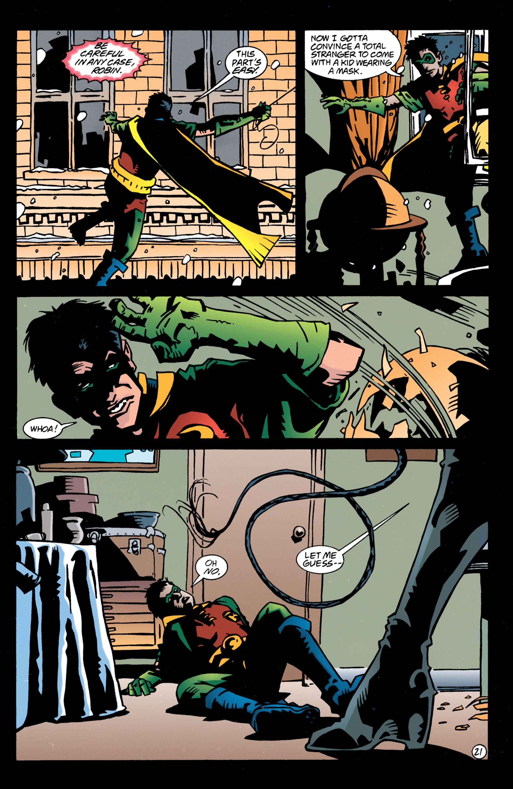 Detective Comics (1937) 695 Page 20