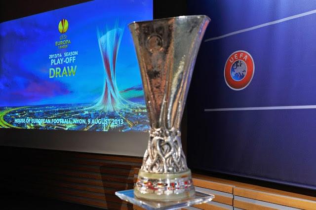 Sorteio da fase de grupos  da Europa League 2015-2016: Potes, data, Horário, equipes