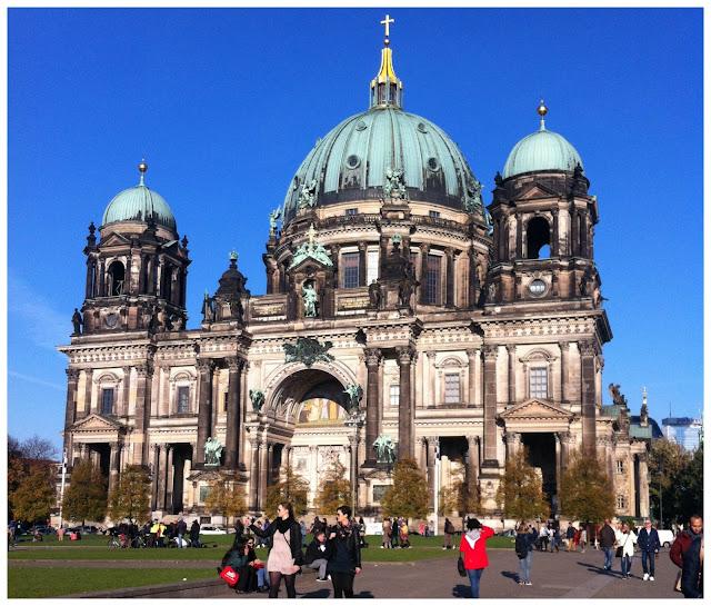 Roteiro para um dia em Berlim - o básico da cidade - Berliner Dom