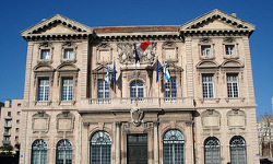 Hotel de Ville (Ayuntamiento) - Marsella